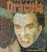Scars of Dracula - photo mosaic made from horror movie posters