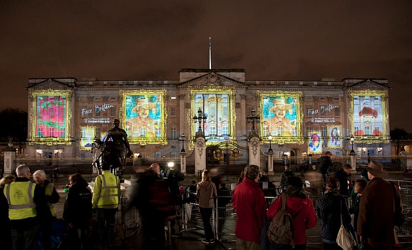 Face Britain Event.