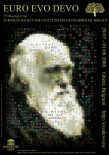 Charles Darwin assembled from scientific pictures
